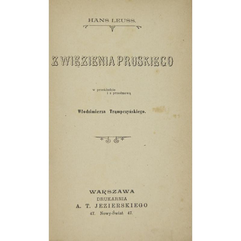 Jana Krasińskiego Polska czyli opisanie topograficzno-polityczne Polski w wieku XVI